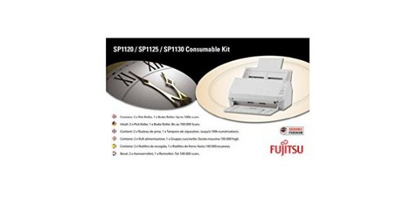 Consumable Kit for Fujitsu SP-1125